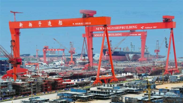 扬子江船业