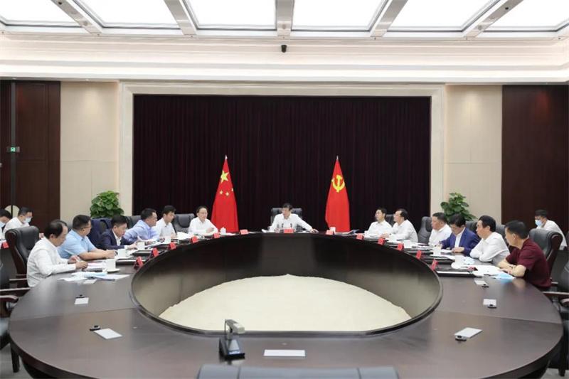 苏州民营企业座谈会